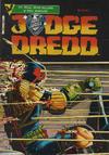 Cover for Judge Dredd (Arédit-Artima, 1984 series) #6