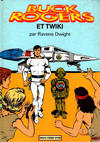Cover for Buck Rogers et Twiki (Deux coqs d'Or, 1980 series)