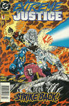 Cover for Extreme Justice (DC, 1995 series) #1 [Newsstand]