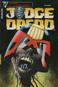 Cover Thumbnail for Judge Dredd (Arédit-Artima, 1984 series) #7