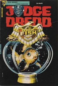 Cover Thumbnail for Judge Dredd (Arédit-Artima, 1984 series) #8