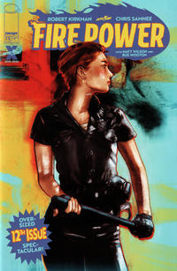 Cover Thumbnail for Fire Power (Image, 2020 series) #12 [Cover D - Tula Lotay]