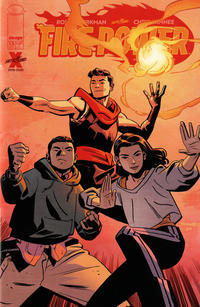 Cover Thumbnail for Fire Power (Image, 2020 series) #13