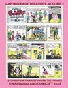 Cover for Gwandanaland Comics (Gwandanaland Comics, 2016 series) #333 - Captain Easy Treasury: Volume 1