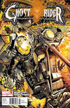 Cover for Ghost Rider (Marvel, 2011 series) #0.1 [Newsstand]