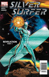 Cover for Silver Surfer (Marvel, 2003 series) #13 [Newsstand]