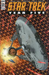 Cover for Star Trek: Year Five (IDW, 2019 series) #23 [Regular Cover]