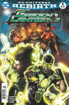 Cover for Green Lanterns (DC, 2016 series) #1 [Newsstand]