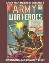 Cover for Gwandanaland Comics (Gwandanaland Comics, 2016 series) #3147 - Army War Heroes: Volume 2