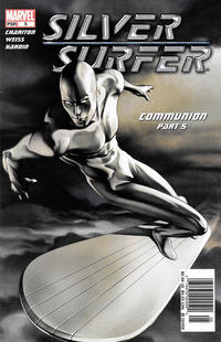 Cover Thumbnail for Silver Surfer (Marvel, 2003 series) #5 [Newsstand]