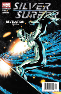 Cover Thumbnail for Silver Surfer (Marvel, 2003 series) #12 [Newsstand]