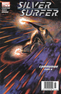 Cover Thumbnail for Silver Surfer (Marvel, 2003 series) #6 [Newsstand]