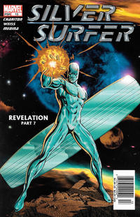 Cover Thumbnail for Silver Surfer (Marvel, 2003 series) #13 [Newsstand]