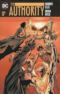 Cover Thumbnail for The Authority (DC, 2020 series) #1