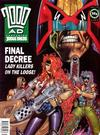 Cover for 2000 AD (Fleetway Publications, 1987 series) #778