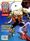 Cover for 2000 AD (Fleetway Publications, 1987 series) #863