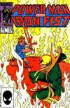 Cover Thumbnail for Power Man and Iron Fist (1981 series) #113 [direct]