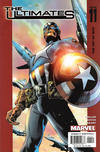 Cover for The Ultimates (Marvel, 2002 series) #11