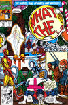 Cover for What The--?! (Marvel, 1988 series) #16 [Direct]