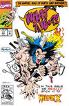 Cover for What The--?! (Marvel, 1988 series) #21