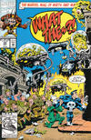 Cover for What The--?! (Marvel, 1988 series) #22