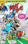 Cover for What The--?! (Marvel, 1988 series) #23