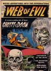 Cover for Web of Evil (Quality Comics, 1952 series) #1