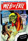 Cover for Web of Evil (Quality Comics, 1952 series) #6