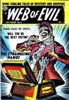 Cover for Web of Evil (Quality Comics, 1952 series) #7