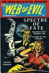 Cover for Web of Evil (Quality Comics, 1952 series) #10