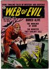 Cover for Web of Evil (Quality Comics, 1952 series) #11