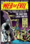 Cover for Web of Evil (Quality Comics, 1952 series) #21
