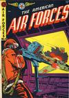 Cover for The American Air Forces (Magazine Enterprises, 1951 series) #8 [A-1 #65]