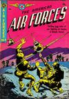 Cover for The American Air Forces (Magazine Enterprises, 1951 series) #9 [A-1 #69]