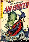 Cover for The American Air Forces (Magazine Enterprises, 1951 series) #10 [A-1 #74]
