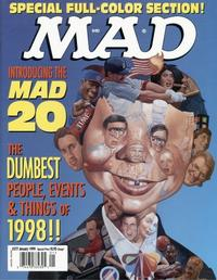 Cover Thumbnail for MAD (EC, 1952 series) #377
