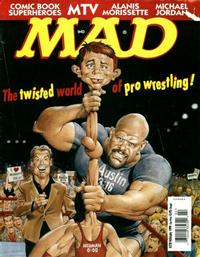 Cover Thumbnail for MAD (EC, 1952 series) #378