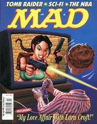 Cover Thumbnail for MAD (EC, 1952 series) #381