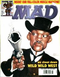 Cover Thumbnail for MAD (EC, 1952 series) #384