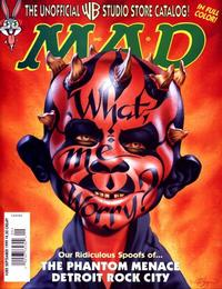Cover Thumbnail for MAD (EC, 1952 series) #385