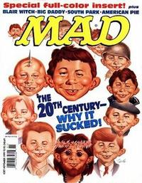 Cover Thumbnail for MAD (EC, 1952 series) #387