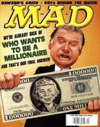Cover Thumbnail for MAD (EC, 1952 series) #392