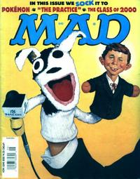 Cover Thumbnail for MAD (EC, 1952 series) #394