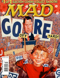 Cover Thumbnail for MAD (EC, 1952 series) #395