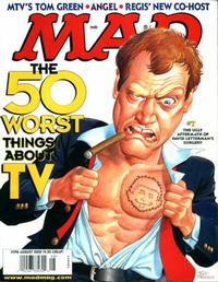 Cover Thumbnail for MAD (EC, 1952 series) #396