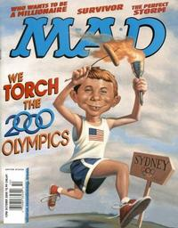 Cover Thumbnail for MAD (EC, 1952 series) #398