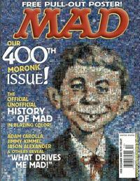 Cover Thumbnail for MAD (EC, 1952 series) #400
