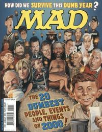 Cover Thumbnail for MAD (EC, 1952 series) #401