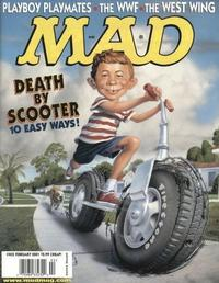 Cover Thumbnail for MAD (EC, 1952 series) #402