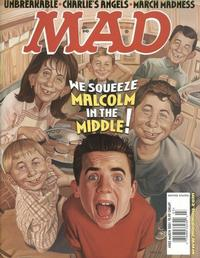 Cover Thumbnail for MAD (EC, 1952 series) #403